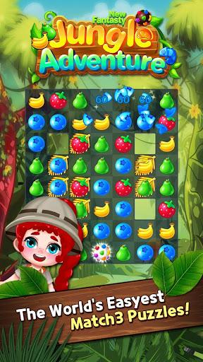 New Fantasy Jungle Adventure: Puzzle World 1.3.1 screenshots 4