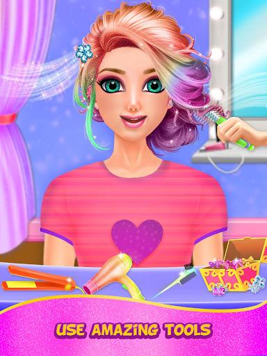 Fashion Braided Hair Salon - Hairdo Parlour 0.2 screenshots 2