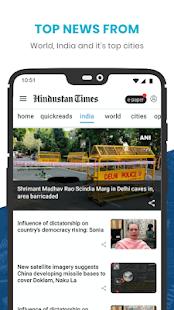 Latest News, Epaper by Hindustan Times – News App