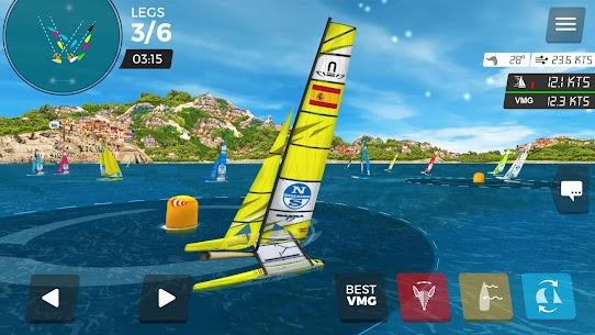 Virtual Regatta Inshore 3.0.2 (MOD + APK) Download 3