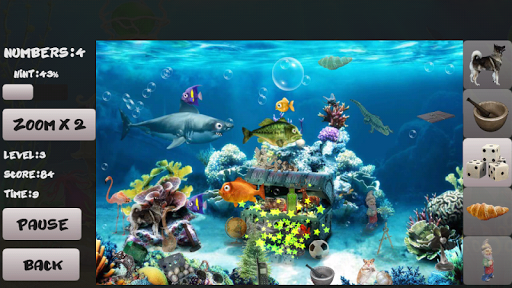 Sea bottom. Hidden Objects For PC Windows (7, 8, 10, 10X) & Mac Computer Image Number- 5
