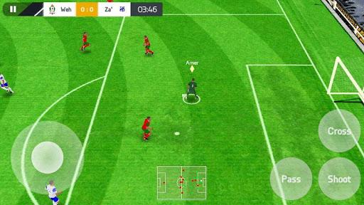 Golden Team Soccer 18 1.1 screenshots 4