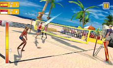 ビーチバレー 3Dのおすすめ画像3