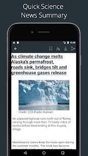 Science News Daily Mod Apk (Paid Subscription Unlocked) 4