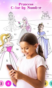 Princess Color by Number For Pc – Guide To Install  (Windows 7/8/10/mac) 1