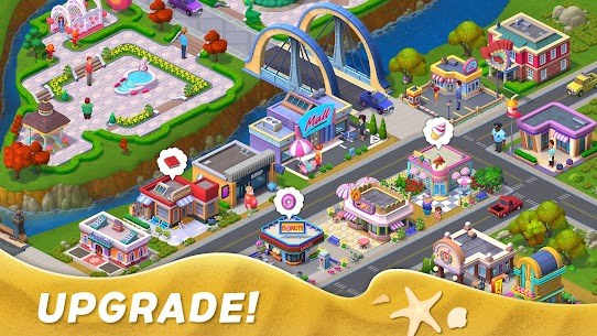 Match Town Makeover MOD APK 1.11.1200 (Unlimited Coin, Star) 14