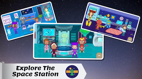 Tizi Town - My Space Adventure Games for Kids 1.1 Screenshots 14