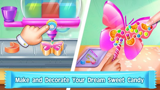 Sweet Candy Maker: Magic Shop 9