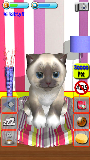 Kitty lovely   Virtual Pet For PC Windows (7, 8, 10, 10X) & Mac Computer Image Number- 20