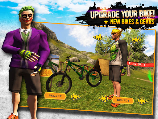 MX Offroad Mountain Bike 1.1 screenshots 7