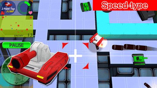 TouchBattleTankSP–FreeEdition 1.2.0 screenshots 2