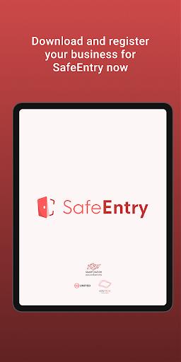 SafeEntry (Business)  Screenshots 8