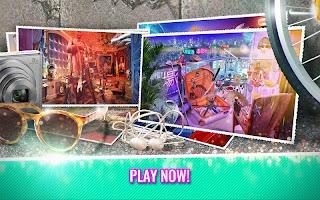 City Adventures Hidden Object Games - Seek & Find