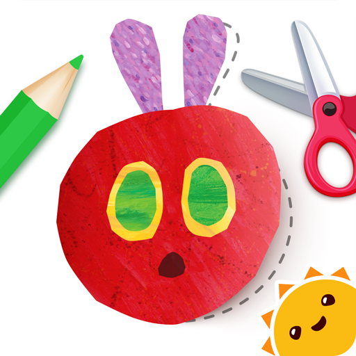 The Very Hungry Caterpillar - Creative Play