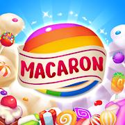 Macaron Pop : Sweet Match3 Puzzle