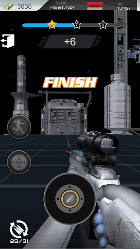 Space Warrior: Target Shoot 1.0.3 screenshots 11