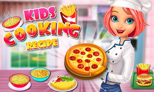 Kids in the Kitchen - Cooking Recipes 1.27 screenshots 1