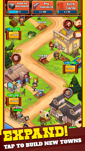 Idle Frontier  Tap Town Tycoon Apk Download NEW 2021 4