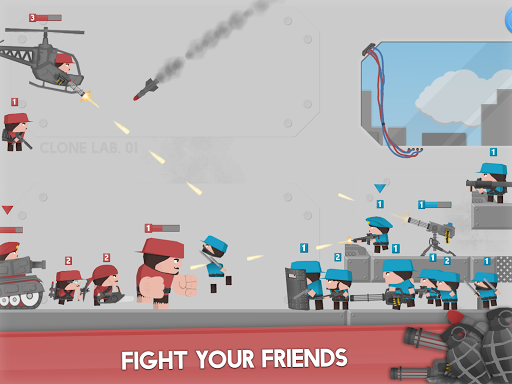 Clone Armies: Tactical Army Game  screenshots 18