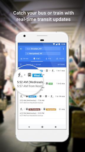Maps - Navigate & Explore 10.56.1 screenshots 2