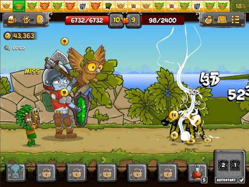 Let's Journey - idle clicker RPG - offline game 1.0.19 screenshots 13