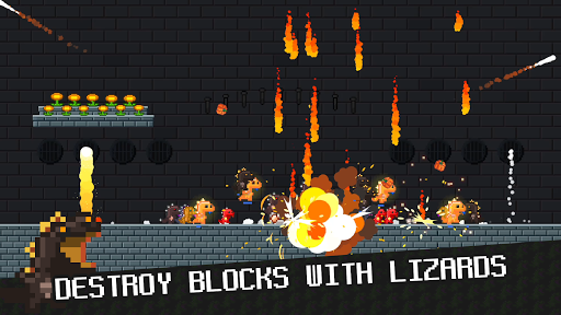 action! grow lizard screenshot 3