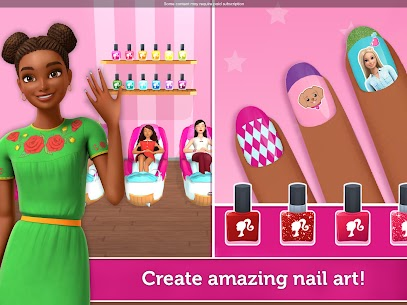 Barbie Dreamhouse Adventures APK MOD HACK (Desbloqueado) 4