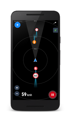 Speed Camera Radar 3.1.33 Screenshots 2