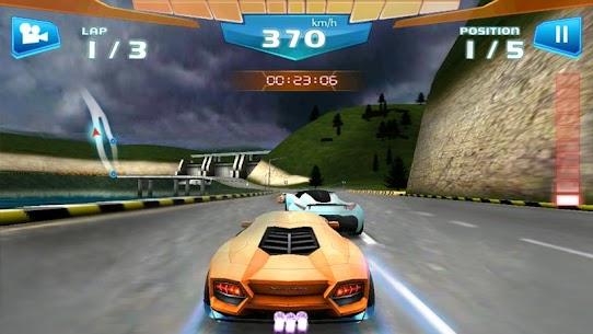 تحميل لعبة Fast Racing 3D مهكرة للاندرويد [آخر اصدار] 1