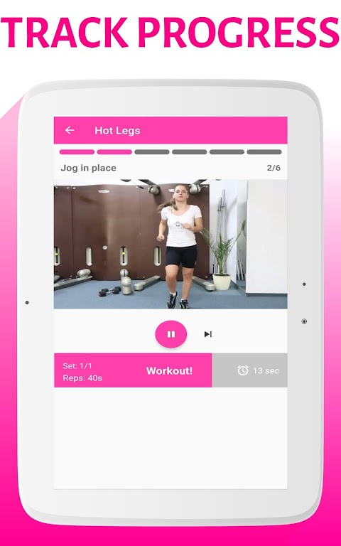 Women Workout - Home Workout for Women Lose Weight  poster 11