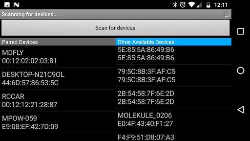 Arduino Bluetooth RC Car  screenshots 3