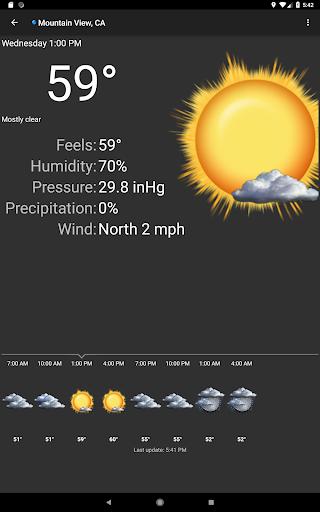 Palmary Weather  Screenshots 11