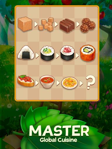 Merge Inn - Tasty Match Puzzle Game  screenshots 9