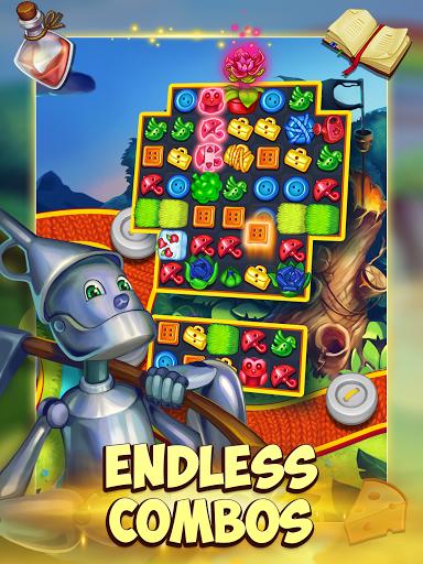 Fancy Blast: Puzzle in Fairy Tales  screenshots 7