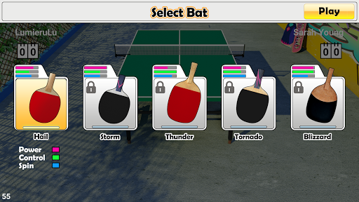 Virtual Table Tennis 2.2.0 screenshots 8