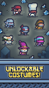Ninja Prime: Tap Quest Screenshot