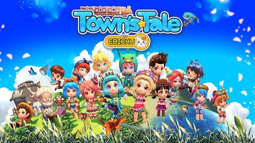 Town's Tale with Ebichu 2.3.164 screenshots 1