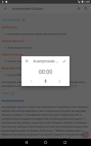 AHFS Drug Information (2021) 3.5.14 Screenshots 19