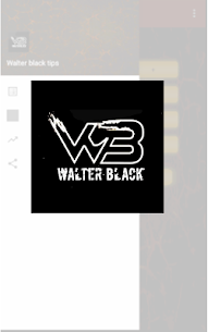 Walter Black PUBG APK Download For Android 1