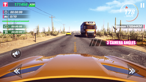 Traffic Fever-Racing game 1.35.5010 Screenshots 2