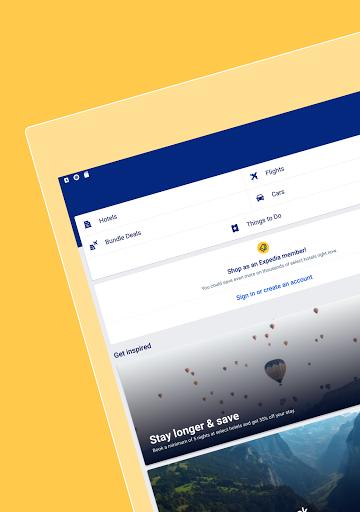 Expedia Hotel, Flight & Car Rental Travel Deals screenshots 9