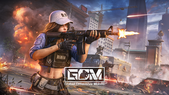 Global Offensive Mobile APK for Android 1
