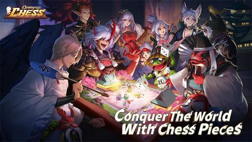 onmyoji chess screenshot 1