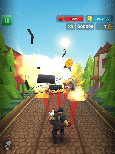 Soldiers and Chickens  screenshots 12