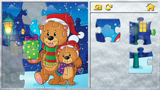 Christmas Puzzles for Kids screenshots 4
