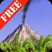 Smoking Volcano Free LWP
