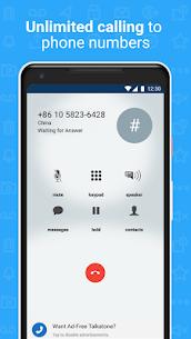 Talkatone: Free Texts, Calls & Phone Number Talkatone Apk Lastest Version 2021** 6