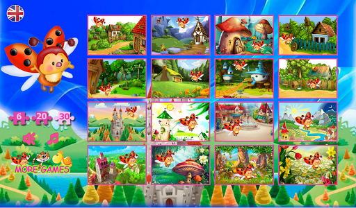 Puzzles from fairy tales screenshots 2