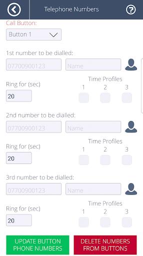COMMTEL GSM One  screenshots 3