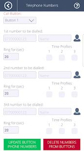 COMMTEL GSM One 0.4.0 Screenshots 3